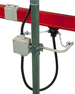 троллейный токоподвод AKAPP 4-Ductor